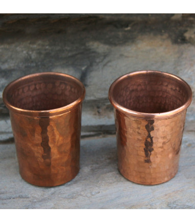 Hand Hammered Copperware